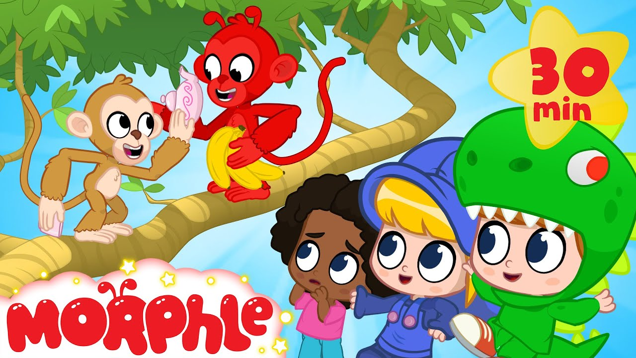 Fantasy Tea Time - Mila and Morphle   Cartoons and Kids Videos