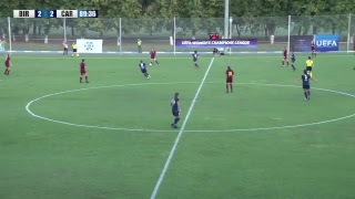UEFA Women's Champions League. Qualifying. Group 6. Matchday 3. Birkirkara - Cardiff Met