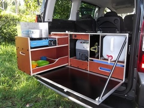 easibox transformez simplement et en moins de 5 minutes votre v hicule en camping car. Black Bedroom Furniture Sets. Home Design Ideas