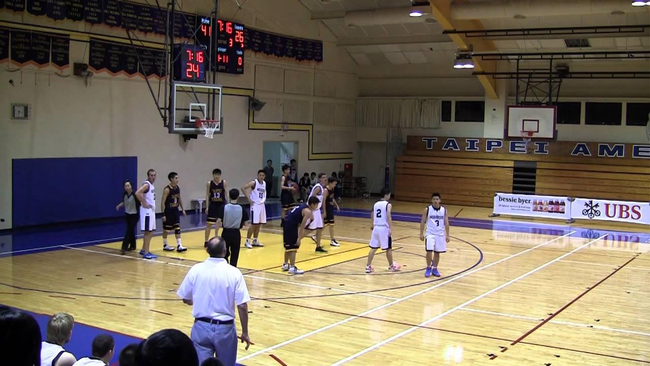 Basketball 2010-2011 -- Morrison Academy vs. Taipei American ...