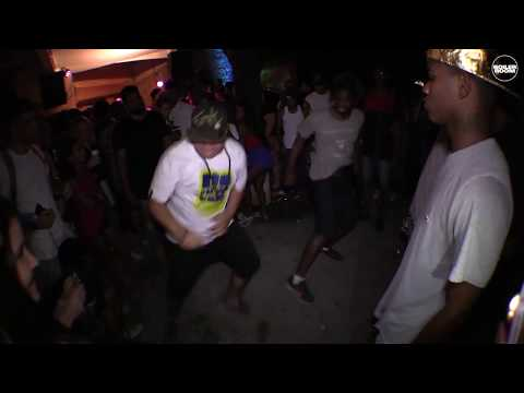 Crazy baile funk rave in the heart of the Rio favela - Boiler Room Moments