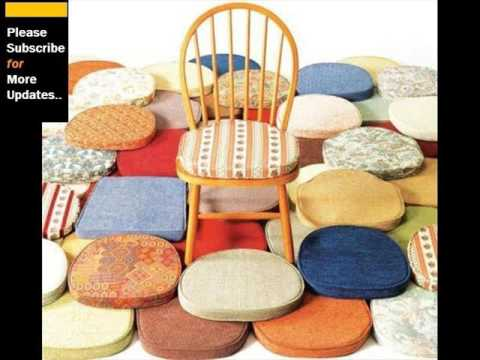 Kitchen Chair Cushions - Chair, Seat & Bar Stool Cushions Collection