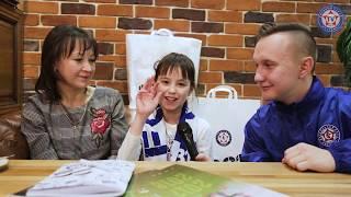 ФК «КАМАЗ» в гостях у Алины из «Лайк TV Шоу»