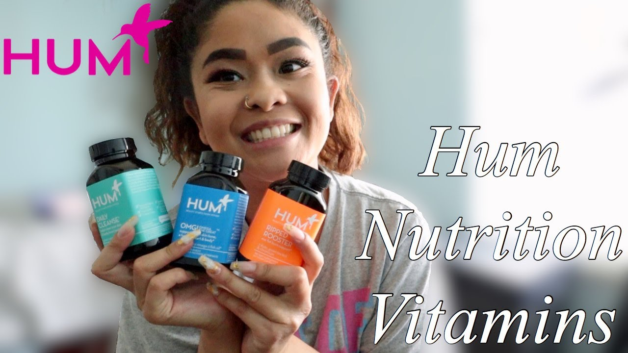 I Started Daily Vitamins! Hum Nutrition