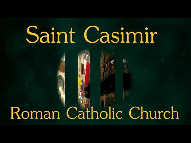 Holy Mass, May 16, 2021
