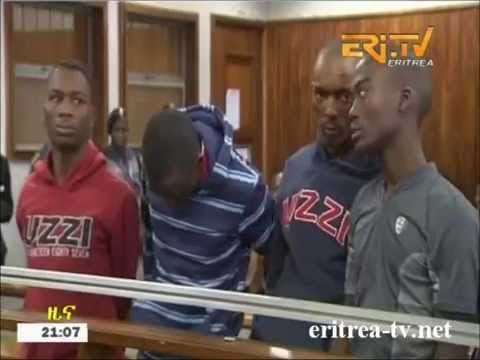 Eritrea TV - 4 Arrested by South African Police on Xenophobia Attacks on Foreigner