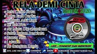 Download DJ RELA DEMI CINTA FULL BASS TERBARU 2020