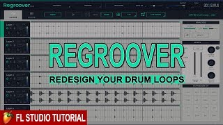 Regroover: The Easy Way To Edit Drum Loops