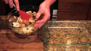 How To Make Peanut Butter Moose Munch : Saucy, Fun Recipes