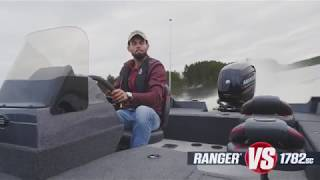 Ranger Aluminum VS1782SC On-Water Footage