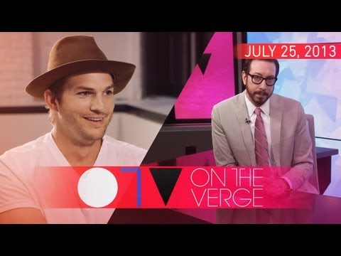 On The Verge with Ashton Kutcher and a preview of 'Small Empires'