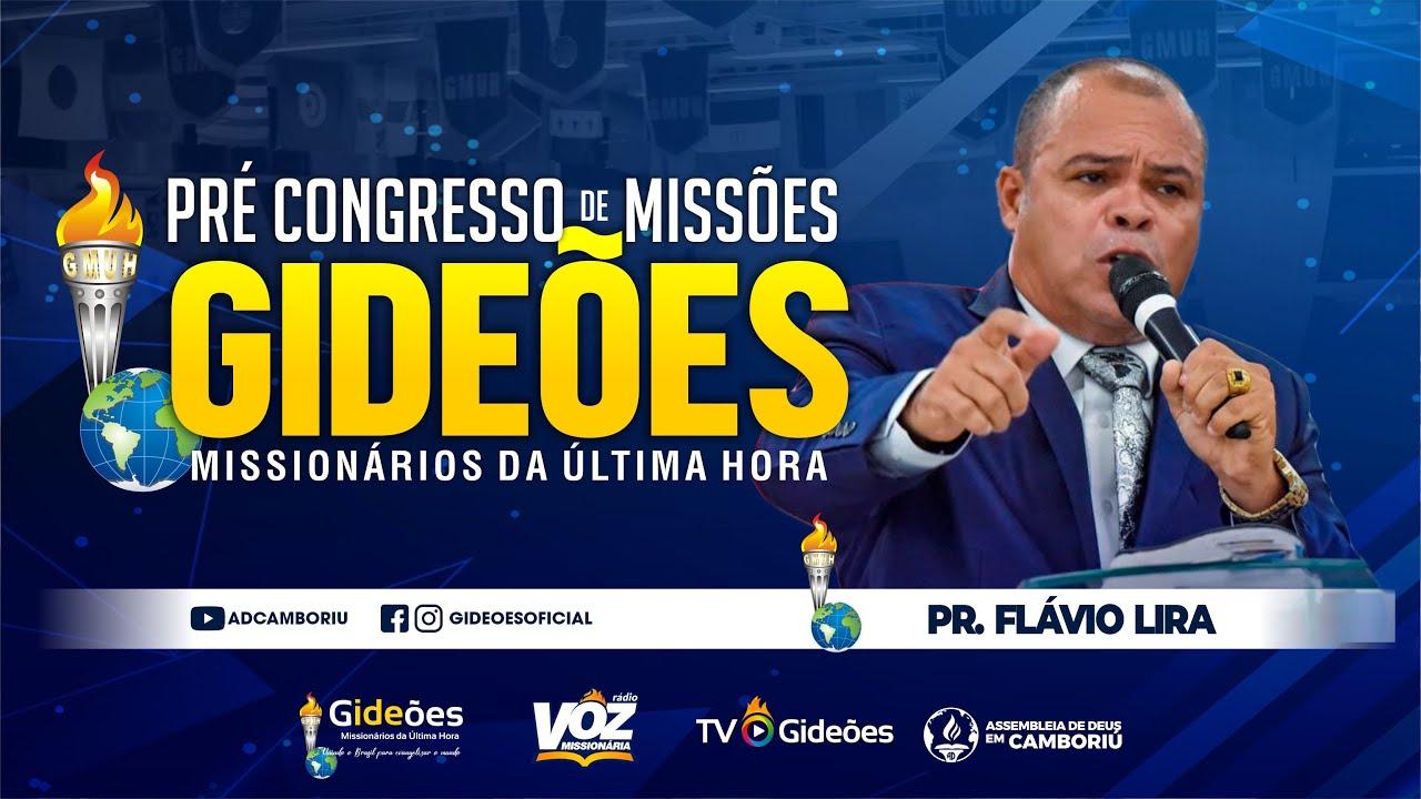 Download Pr. Flavio Lira - Pré-Congresso dos Gideões (15/10/2021)