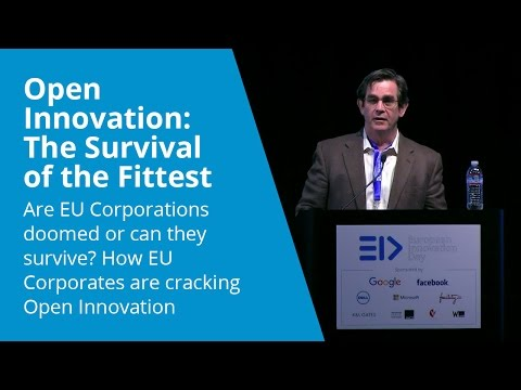 SEC2SV European Innovation Day 2016 | Open Innovation: The Survival of the Fittest