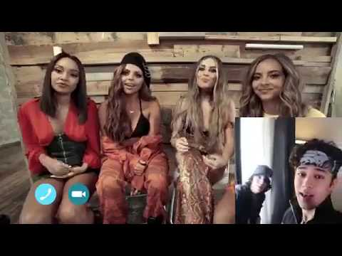 Little Mix and CNCO on collaboration in #ReggaetonLentoRemix