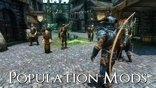 Mods That Make Skyrim More Populated