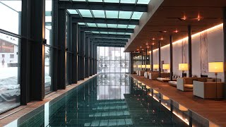 The Chedi Andermatt (Swiss Alps): EXCEPTIONAL 5-star hotel