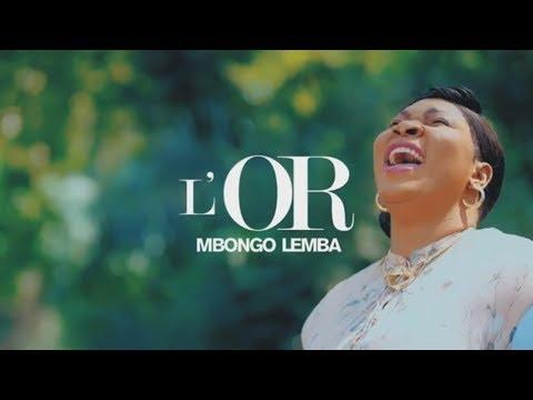 l'or-mbongo---ma-robe-de-gloire-(clip-officiel)