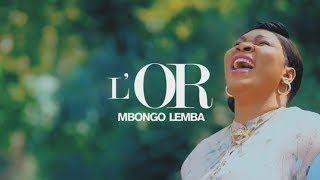 L'Or Mbongo - MA ROBE DE GLOIRE (Clip Officiel)