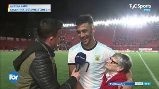Amistoso Sub 23: La otra cara de Argentina (3) - Colombia (1)
