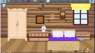 Modern Wood House Escape Walkthrough - Games2rule