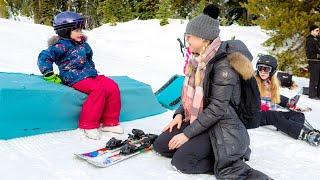 Web interviews: Kristen Booth & Tim Ware on the New Year - Winter's Dream - Hallmark Channel