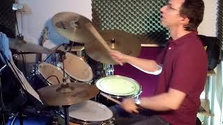 AC/DC - Big Gun (Drums only by AX)