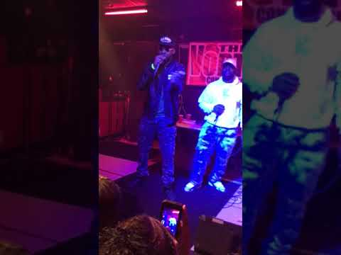 Tha Real Cartel music Group I️M LIT perform in Akron  Ohio