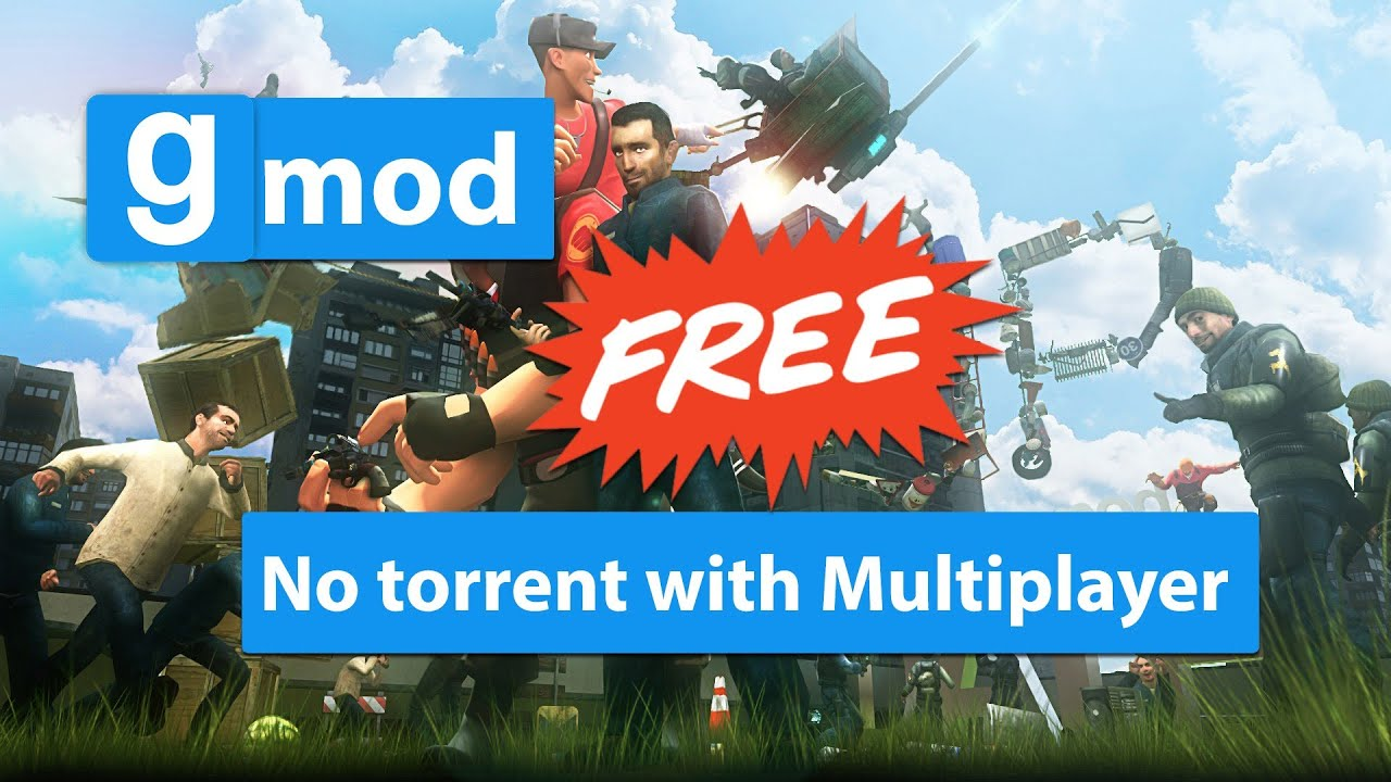 gmod 14 free download with multiplayer