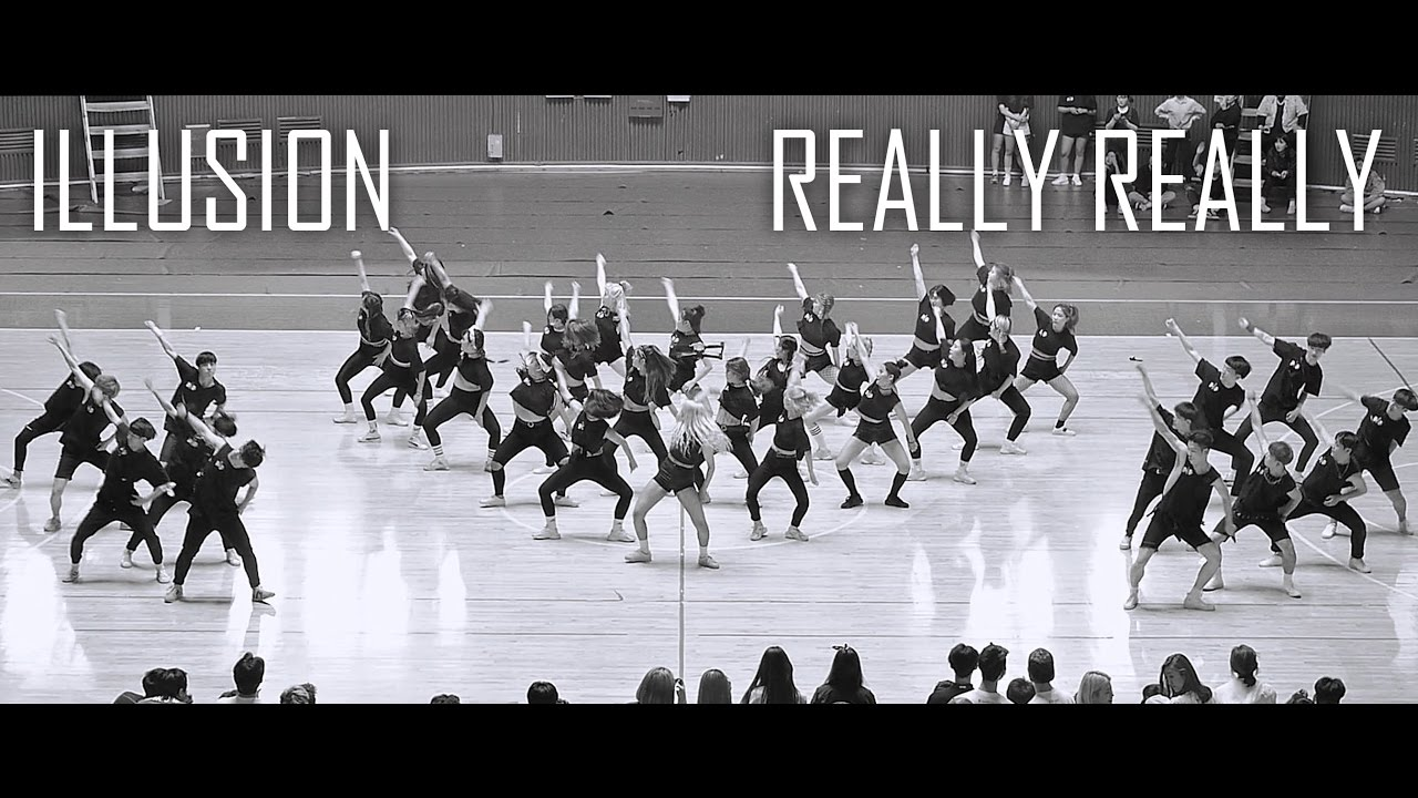 [SAC] 서종예 체육대회 ILLUSION 일루젼 [1440p] WINNER - REALLY REALLY Dance Cover | Filmed by lEtudel