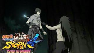 A Morte de Naruto e Sasuke - NARUTO SHIPPUDEN ULTIMATE NINJA STORM 4