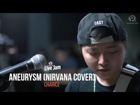 Charice covers Nirvana's 'Aneurysm'
