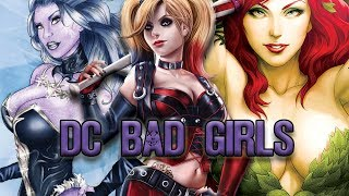 Top 10 Hottest Female Super Villains in DC Comics