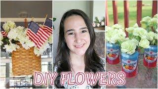 MAY FLOWERS 🌷 DIY FLORAL ARRANGEMENTS FOR SPRING + SUMMER