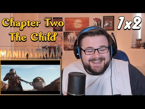"""The Mandalorian - Se1 Ep2 - """"Chapter 2 - The Child"""" - Reaction"""