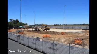 Orange Airport Passenger Termnal Construction