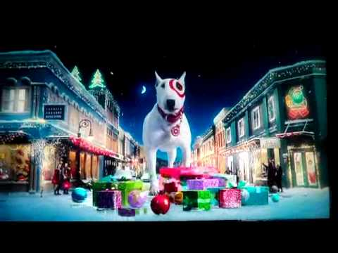 Target Christmas Commercial.First 2012 Target Christmas Commercial 10 13 12