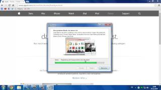iTunes installieren Tutorial iOS 8