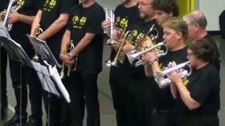 Eastern Australia Brass, Orchestre de Cuivres d'Amiens, Walking with Heroes,