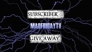Subscriber Prize Giveaway - World of Tanks Xbox 360 - MadFridayTV