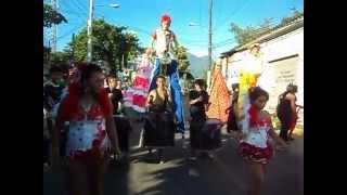 Desfile de Correo / Zacatecoluca, La Paz / El Salvador / Arte y Talento / 2014 (7)