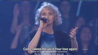 Touch The Sky With The Wonderful Voice Of Taya Smith Lyrics Portuguese And Spanish Translation