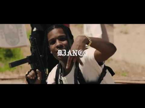 Playboi Carti x Tay K x ASAP Rocky Type Beat | DJANGO
