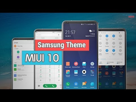 Pure Ios 12 Theme For Miui 10 Download