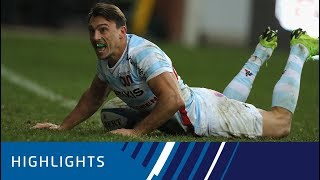 Leicester Tigers v Racing 92 (P4) - Highlights 16.12.18