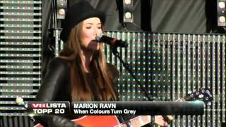 Marion Raven - Colors Turn To Grey - VG-lista in Trondheim
