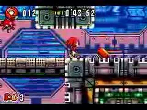 Sonic Advance 3 - Ocean Base Visual Chao Hunt Guide