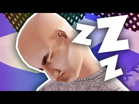 FALLING ASLEEP STANDING UP?! | The Sims 2 #7