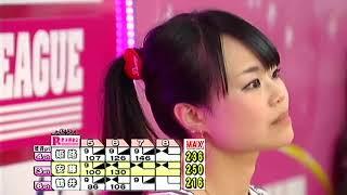 ★・ボウリング・18 【鶴井亜南・姫路麗・安藤瞳】 準決勝戦