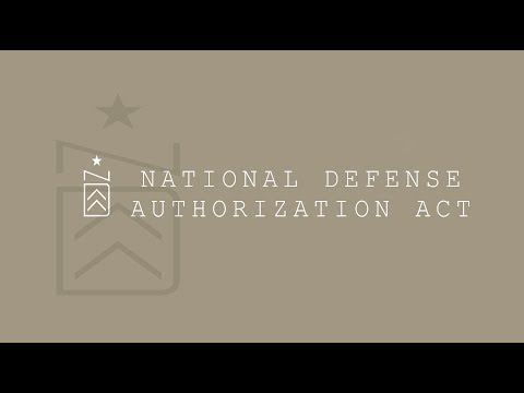 20170628 Markup of H.R. 2810 the NDAA for FY18 (ID: 106123) Part 1