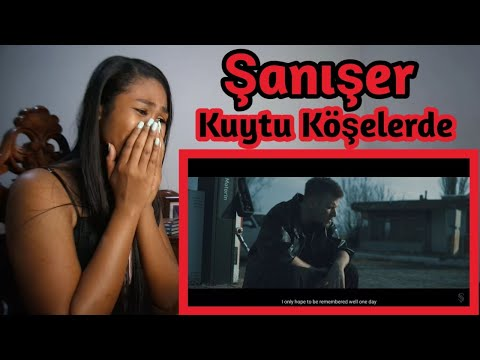 Şanışer - Kuytu Köşelerde (Official Video) W/ Turkish Subtitles | Reaction